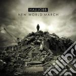Haujobb - New World March cd musicale di Haujobb