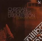 DRUMLESSON VOL 1 cd musicale di PROMMER CHRISTIAN