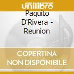 Reunion feat.arturo sandoval cd musicale
