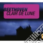 Beethoven - Clair De Lune cd musicale di Beethoven/mendelssohn/brahms/e