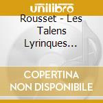 Rousset - Les Talens Lyrinques Farinelli cd musicale di Rousset