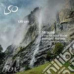 Eine alpensinfonie cd musicale di Strauss