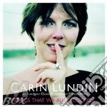 Carin Lundin - Songs We All Recognize cd musicale di Lundin Carin