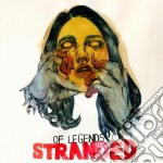 Of Legends - Stranded cd musicale di Legends Of