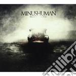 Minushuman - Bloodthrone cd musicale di Minushuman