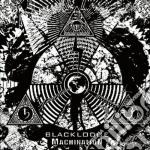 Blacklodge - Machination cd musicale di Blacklodge