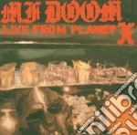 Mf Doom - Live From Planet X cd musicale di MF DOOM
