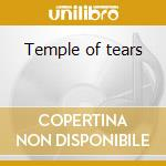 Temple of tears cd musicale