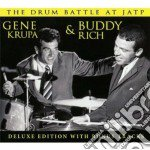 Gene Krupa & Buddy Rich - The Drum Battle At Jatp cd musicale di Gene & rich Krupa