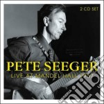 Live at mandel hall 1957 cd musicale di Pete Seeger