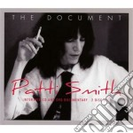 The document cd musicale di Patty Smith