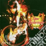 BURIED ALIVE - LIVE IN MARYLAND cd musicale di Barbarians New