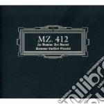 Mz.412 - In Nomine Dei Satanas Luciferi Excelsi cd musicale di MZ.412
