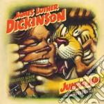 James Luther Dickinson - Jungle Jim & Vodoo Tiger cd musicale di DICKINSON JAMES LUTHER