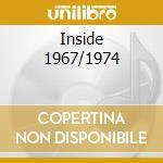 Inside 1967/1974 cd musicale di Pink Floyd
