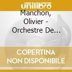 Orchestre de chamber miniature vol.1 cd musicale di Oliver Manchon