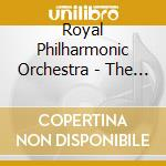 Royal Philharmonic Orchestra - The Royal Philharmonic Orchestra Plays The Movies cd musicale di Royal philharmonic orchestra