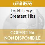 Best of cd musicale di Todd Terry