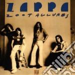 Frank Zappa - Zoot Allures cd musicale di Frank Zappa