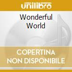 WONDERFUL WORLD cd musicale di NINE HORSES