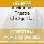 AUDITORIUM THEATRE CHICAGO IL 04/13/08 cd musicale di WIDESPREAD PANIC