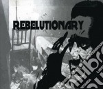 Reks - Rebelutionary cd musicale di Reks