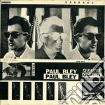 Paul Bley Quintet - Barrage cd musicale di Paul bley quintet