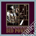 Live blue note paris '61 cd musicale di Bud Powell
