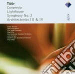 Tuur - Kremer - Sacharov - Magi - Apex: Conversio - Lighthouse - Sinfonia N. 2 cd musicale di Tuur\kremer - sachar