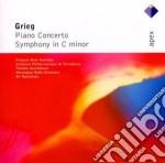 Grieg - Guschlbauer-duchable-rasilaine - Apex: Piano Concerto - Sinfonia In Do cd musicale di Grieg\guschlbauer-du