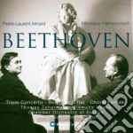 Beethoven - Aimard - Harnoncourt - Fantasia Corale - Rondo - Triplo Concerto cd musicale di BEETHOVEN\AIMARD - H
