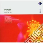 Purcell - Leonhardt Consort - Apex: Anthems cd musicale di Co Purcell\leonhardt