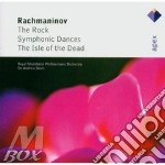 Rachmaninov - Davis - Apex: Danze Sinfoniche - The Rock cd musicale di Rachmaninov\davis
