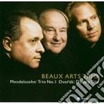Dvorak - Mendelssohn - Beaux Arts Trio - Piano Trio N. 4 & Piano Trio N. 1 cd musicale di DVORAK - MENDELSSOHN