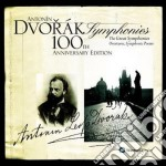 Dvorak 100th anniversary: sinfonie cd musicale di Artisti Vari