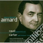 Gaspard de la nuit - night fantasies & d cd musicale di RAVEL - CARTER\AIMAR