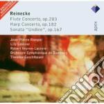 Reinecke - Rampal - Laskine - Guschlbauer - Apex: Concerti Per Flauto & Arpa E Orchestra cd musicale di Reinecke\rampal - la