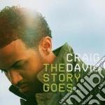 David Craig - The Story Goes... cd musicale di DAVID CRAIG