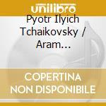 Tchaikovsky - Piano Concerto No.1 / Khachaturian - Piano Concerto - Boris Berezovsky cd musicale di TCHAIKOVSKY - KHACHA
