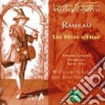 Les fetes d'hebe (le feste d'ebe) cd musicale di Rameau\christie & ar