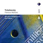 Tchaikovsky - Masur - Ny Phil. Orch. - Apex: Valzer Celebri cd musicale di Tchaikovsky\masur -