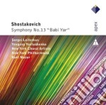 Shostakovich - Masur - Leiferkus - Apex: Sinfonia N. 13