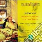 Ratto dal serraglio il cd musicale di Mozart\christie-les