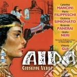 Cetra verdi coll.: aida cd musicale di Verdi\gui - mancini