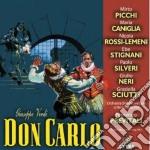 Cetra verdi coll.: don carlo cd musicale di Verdi\previtali - ca