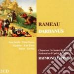 Opera bl: dardanus cd musicale di Rameau\leppard von s
