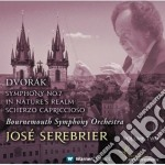 Dvorak - Serebrier - Sinfonia N. 7 - In Nature's Realm - Scherzo cd musicale di Dvorak\serebrier