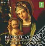 Selva morale e spirituale cd musicale di Monteverdi\corboz (b