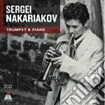 Sergei nakariakov: tromba e pianoforte cd musicale di Vari\nakariakov (3cd