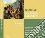 Opera bl: les indes galantes cd musicale di Rameau\paillard - sm